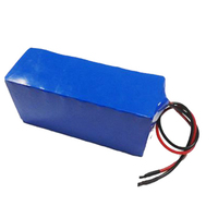 round li-ion battery pack 24 v 20ah 18650 lithium battery for solar system