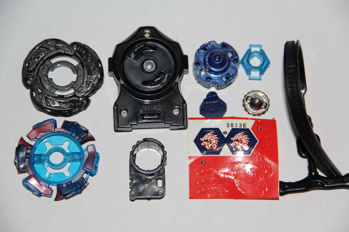 l drago destroy parts - photo #4