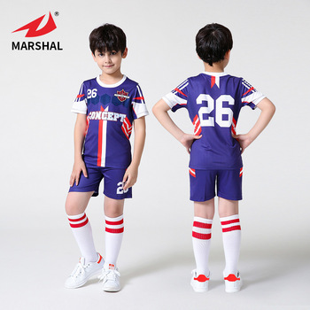 competitive price 0a458 3ad3d Handsome Kids Breathable Football Training Uniform Football Clothes  Football Kit Soccer Uniforms Set Soccer Jersey - Buy Soccer Jersey,Football  ...