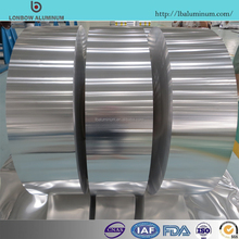 3003 alloy aluminum foil jumbo rolls for food container, thickness 40~80mic without any treat on surface
