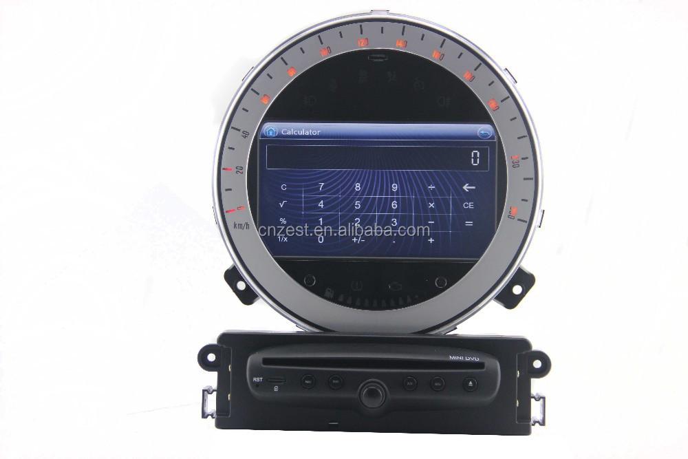 7 39 39 syst me de navigation audio de voiture pour bmw mini cooper s r56 roadster countryman radio. Black Bedroom Furniture Sets. Home Design Ideas