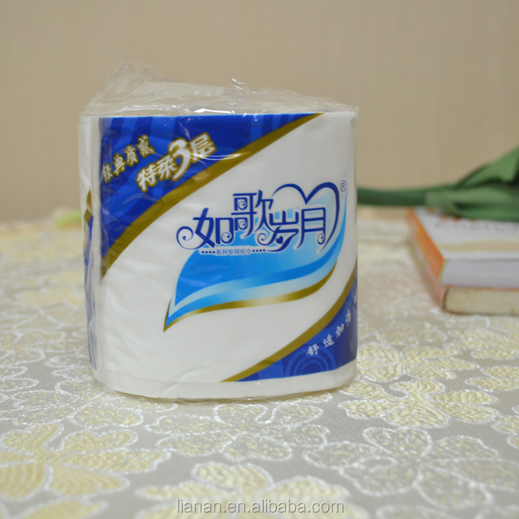 Standard Roll Size and Toilet Tissue Type Brand Name Toilet Paper