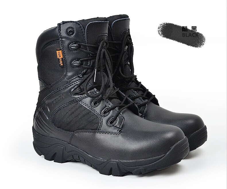 Wholesale Military Army Fashion Comfortable Tactical Combat Boots ...