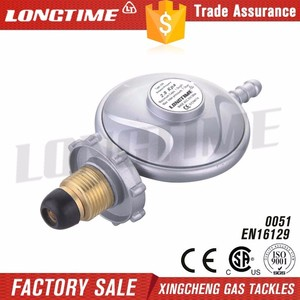 2.8kpa lpg gas pressure gauge regulator