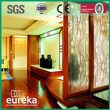 Luxury Room Divider Restaurant Room Dividers Balcony Panel Partition