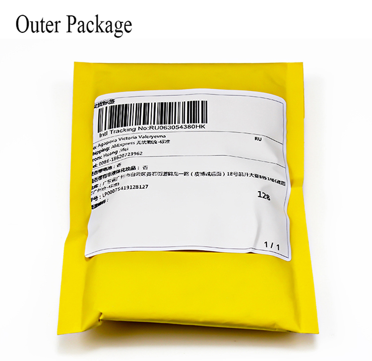 outer package