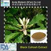 ISO Certified Natural Black Cohosh P.E.