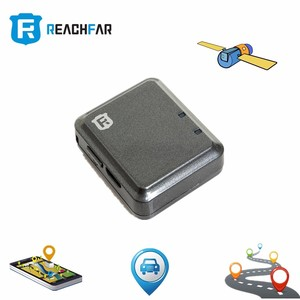 Spy Mini Realtime Manual GPS SMS GPRS Tracker RF-V8 Vehicle Tracking System  Car Finder GPS Device