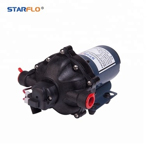 STARFLO FL-35S 70PSI 12v hot water pump / motor dc 12 volt water pump with 70 psi