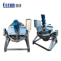 Electrical Jacked Kettle/jacketed Vacuum Pan