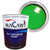 WSM43 solid green acrylic basecoat car paint primer clear coating fast dry hardener car paint