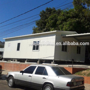 HOT sale real estate prefabricated residential house VH-109735C