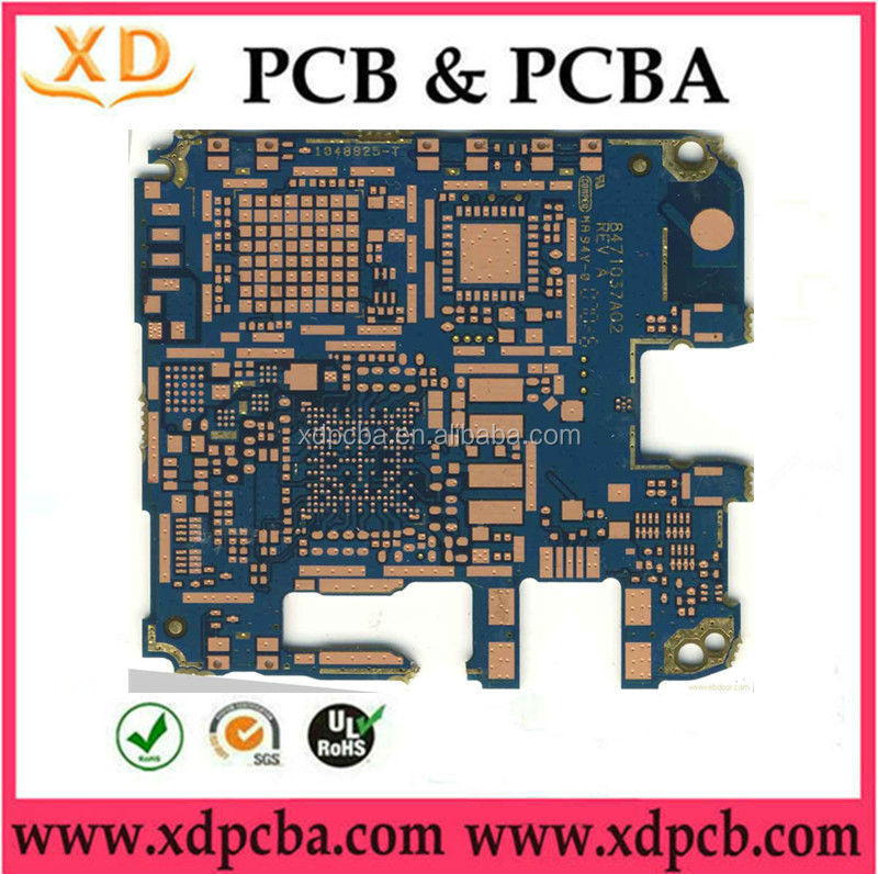 white immersion silver AG FR4 pcb/pcb manufactuer/pcb layout