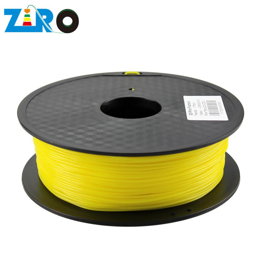 Flexible Pla Abs 3d Printer Filament Dimension 1 75mm