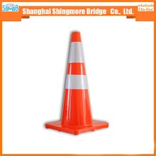 hot sales high standard 70cm PVC traffic cones
