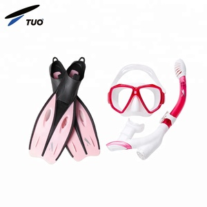 2018TUO Underwater Breathing Apparatus High Performance Undersports Swimming Diving Snorkeling Diving Adult Set