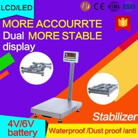 Industrial electronic digital used platform scales for sale