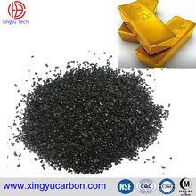 Manufacturer of Coconut Shell Gold Pick-up Activated Carbon Uses