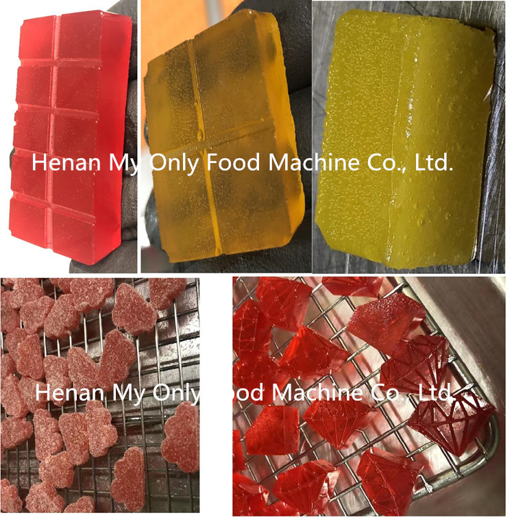 Ice candy and gummy vitamin packaging machine in the philippines