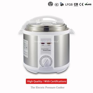 Chinese factory kitchen appliance high quality 5l/6l mechanism computer electric Pressure cooker