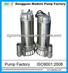 QD series anti-corrosion submersible pump