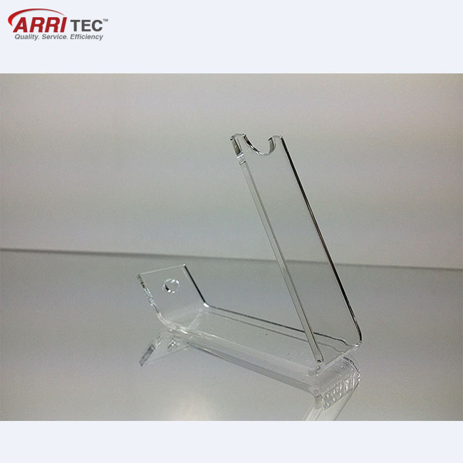 Clear Acrylic One Pen Display Stand