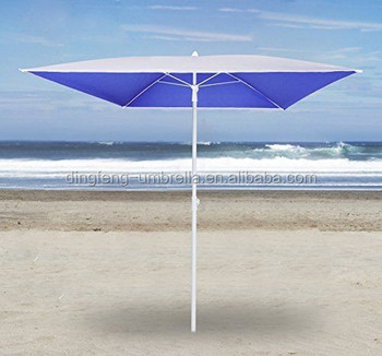 Square Palm Tree Beach Umbrella Anchor Made In China
