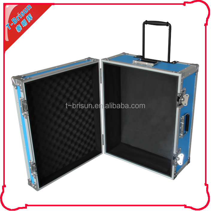 Ata Mixer Case rack case With Pull Rod