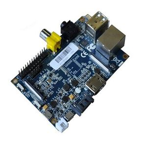 Original BPI-M1 Banana Pi M1 board A20 Dual Core 1GB RAM Open-source development board single-board computer SBC