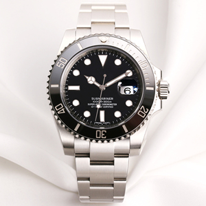 New Arrived Rolexable 116610LN Automatic Mens Watches Warranty 18 Month