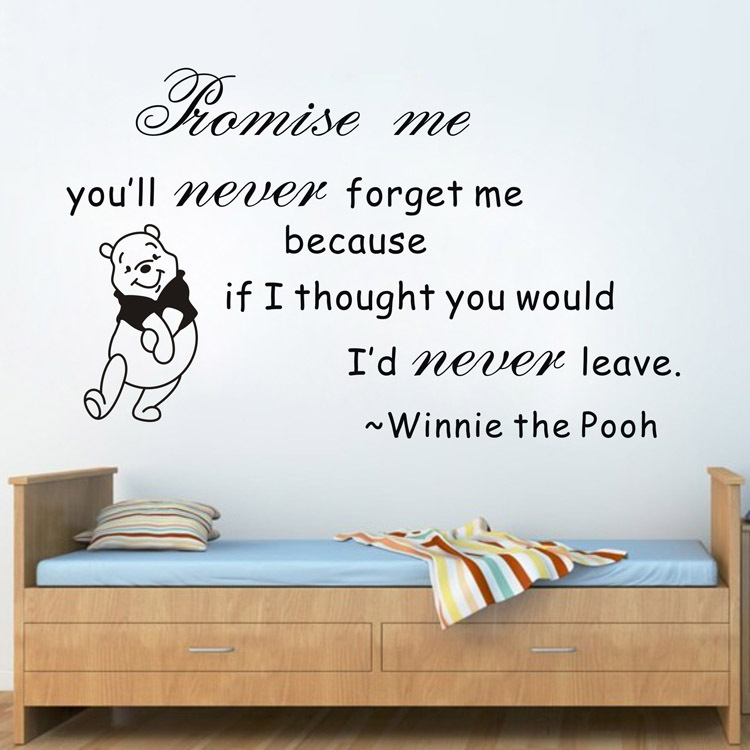 Amazon Hot Promise Me You Will Never Forget Me Cute Teddy
