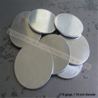 CE Certified Aluminum Plate For Sale | Aluminum Flat/ Round circle ballast manufactured in China