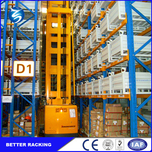ASRS Warehouse Racking Automated Storage Retrieval System