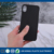 2017 new products pc groove case with rubbery oil for iphoneX