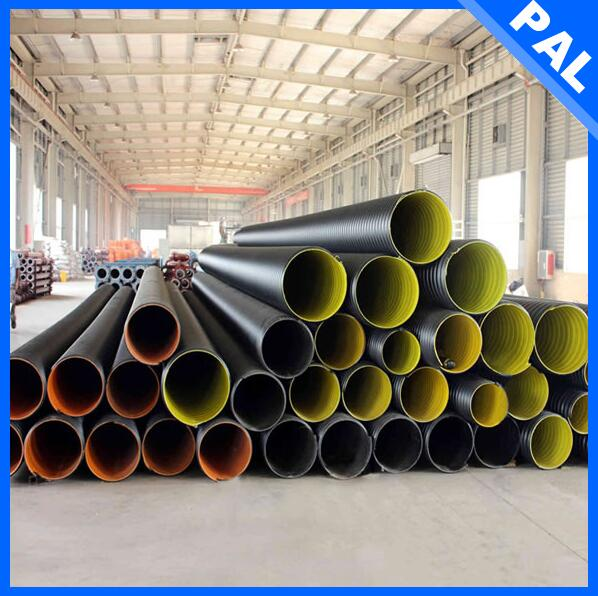 Dia 180mm Light weight glass pipe screens used in cement industry