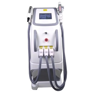 With Q Switch Nd Yag Laser Ipl Handpiece For Hair Removal Machine