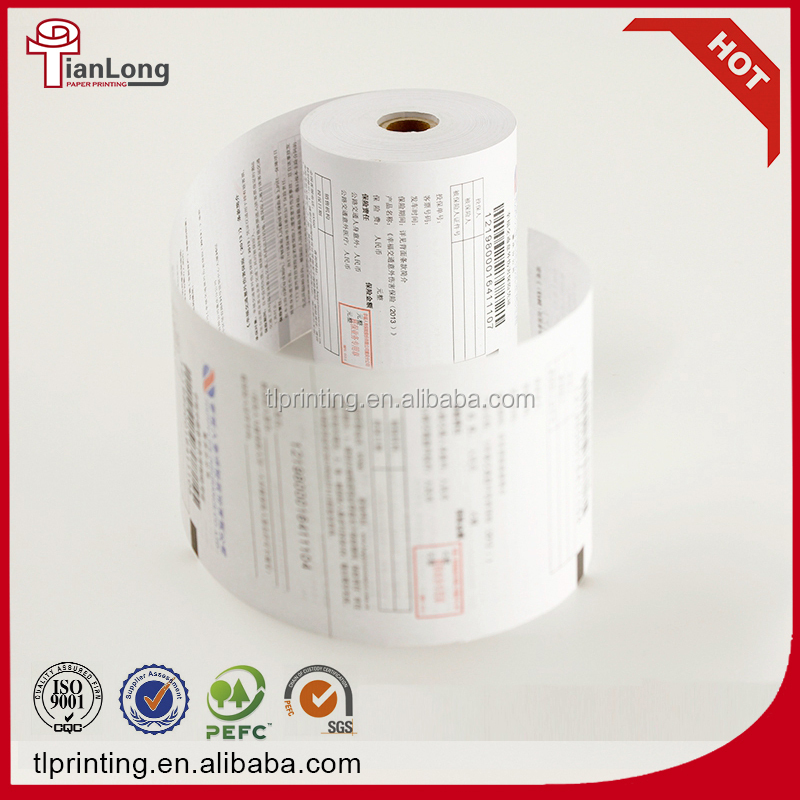 POS thermal paper roll 80 x 80mm printing thermal paper rolls