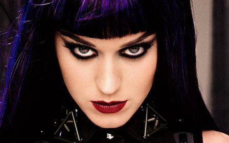 dark emo gothic fetish girl girls vampire cyber goth 1 Home Decoration Canvas Poster