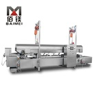 Kfc chicken frying machine pressure fryer Net belt type electric heating and frying machine