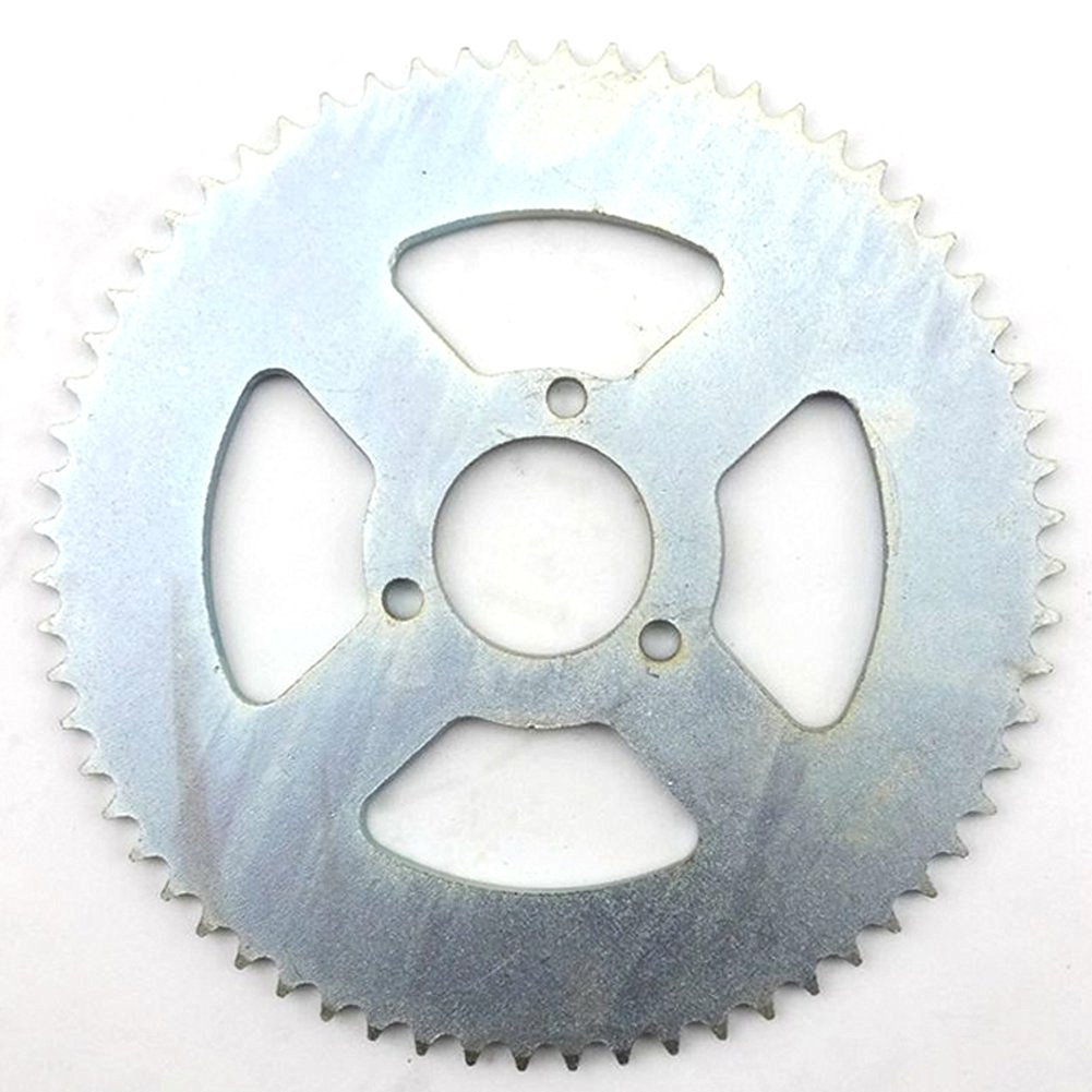 TC Motor 64 Tooth 35mm T8F Rear Chain Sprocket For 2 Stroke 47cc 49cc Chinese