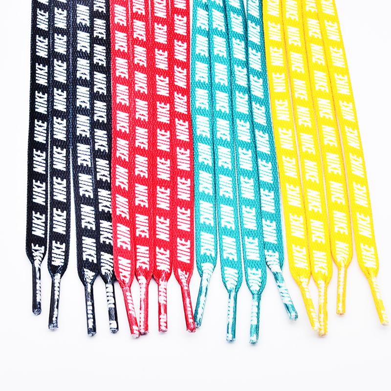 Printed Laces Polyester Buy Shoelace Custom Shoe Premium Print Flat Manufacturer Shoelace Polyester Printing Printed Shoelaces Custom 0ZP8NOwknX