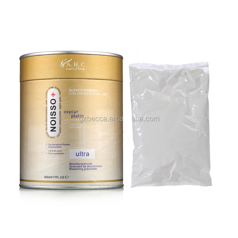 Guangzhou manufacturer offer cheap ammonia free permanent organic hair bleaching