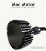 Mac high quality air compressor motor price for pump, fan and HVAC