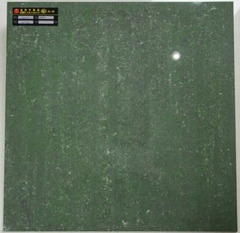 Dark Green Double Loading Polished Porcelain Tile Construction Material Ceramic Bathroom And Kitchen Wall