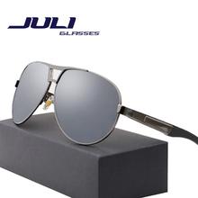 Moderné pánske slnečné okuliare z Aliexpress