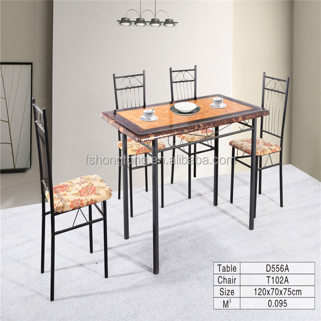 Solid Wood Dining Set Kitchen