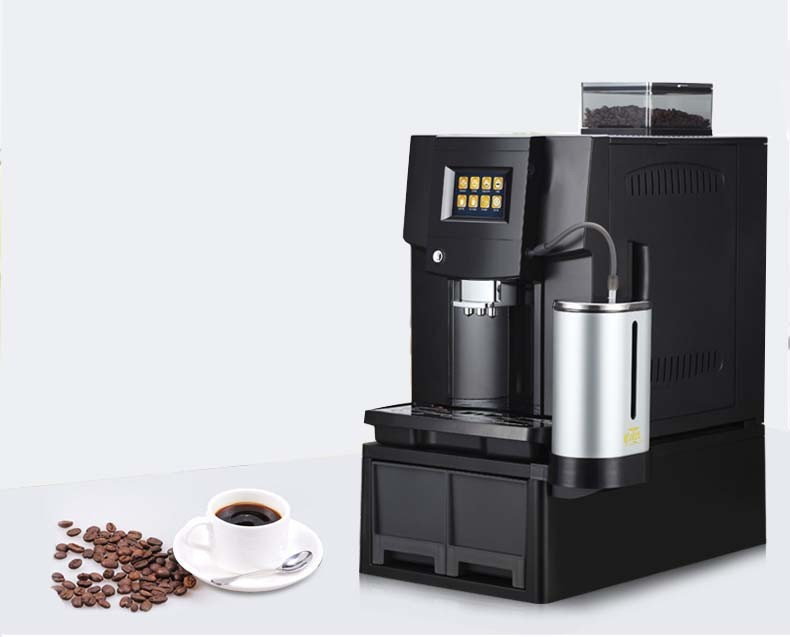 Semi-automatic Stainess Steel Espresso Coffee Powder Machine - Buy Semi-automatic Coffee Machine ...