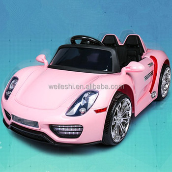 Baby Electric Toy Car With Remote Control Kids Electric Car For