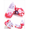 wholesale clothing children wear candy colors flower cotton bots baby shoes