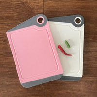6024 Food grade custom plastic cutting boards for kitchen
